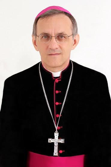 Nomeado bispo para a Diocese de Joinville