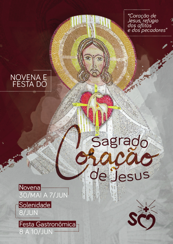 Novena e Festa do Sagrado Coração de Jesus 2018
